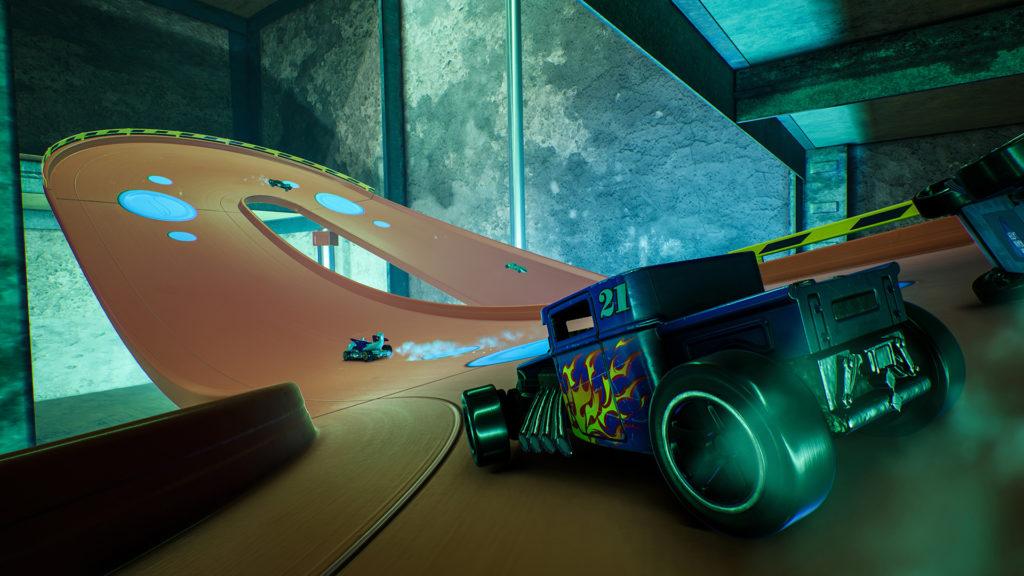 Hot Wheels Unleashed, du gameplay en hauteur