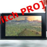 [UP] Nintendo Switch Pro, listée chez Boulanger !