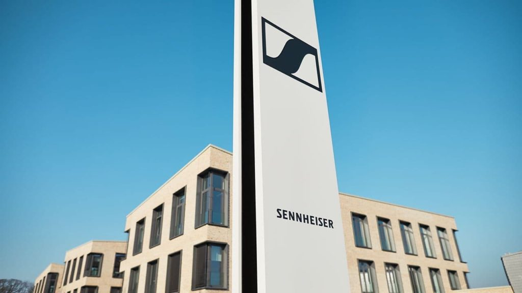 Sennheiser devient en partie Suisse !
