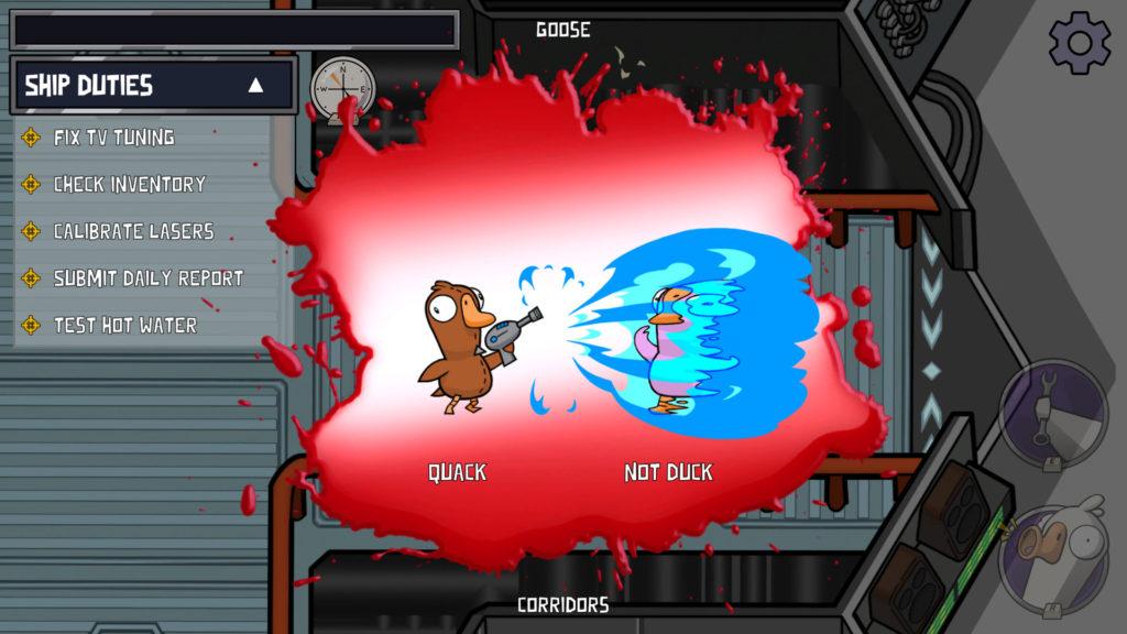 Goose Goose Duck, un jeu gratuit à la sauce Among Us !