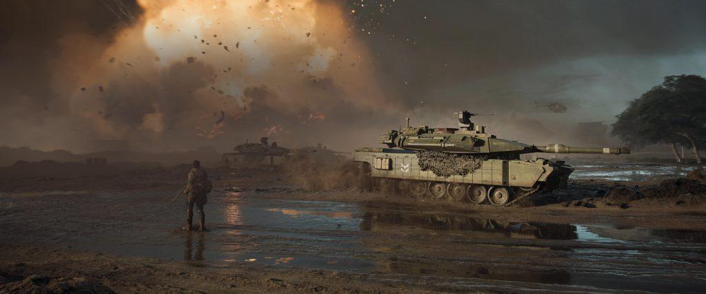 Battlefield 2042, trailer, date de sortie, informations...