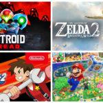 E3, le résumé de la conférence Nintendo
