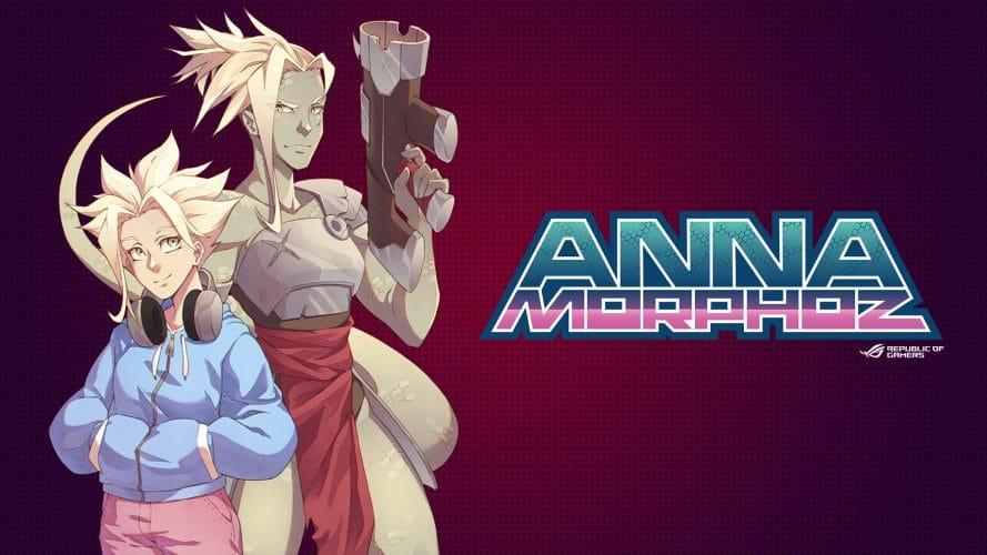 ASUS ROG propose Annamorphoz, un manga gratuit