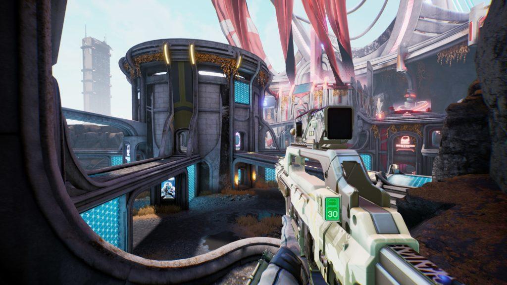Splitgate mixe Quake et Portal et arrive le 27 juillet