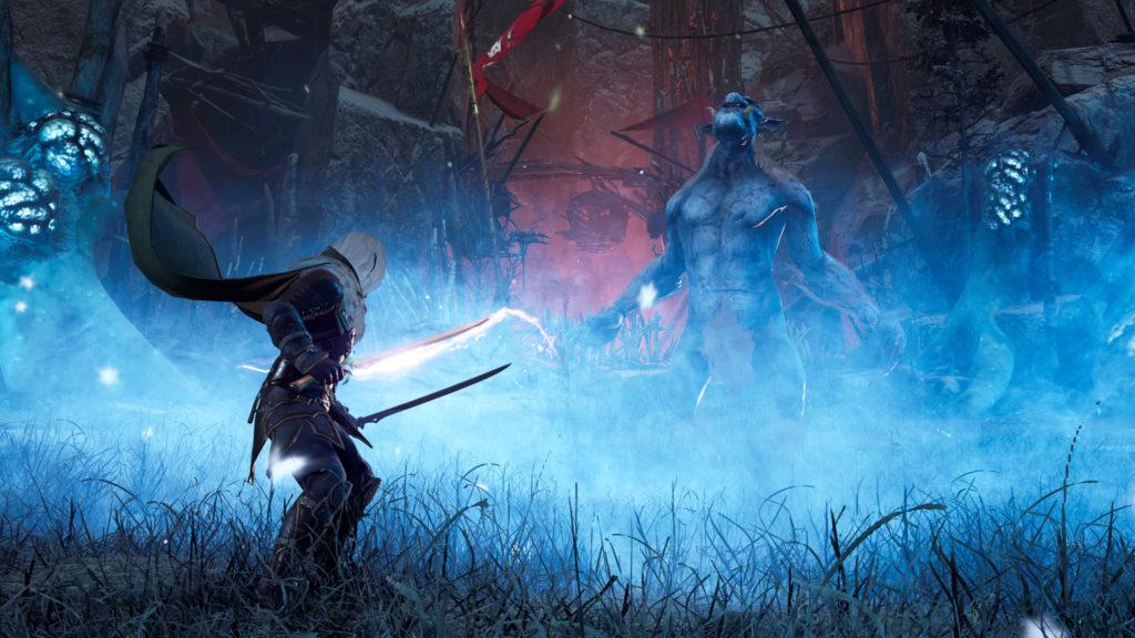 Dungeons & Dragons Dark Alliance, encore du gameplay