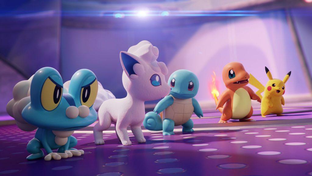 Pokémon UNITE, le MOBA gratuit sur Switch est là