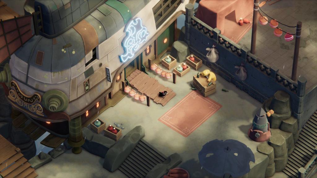 Death's Door, le trailer de sortie est là, le jeu aussi