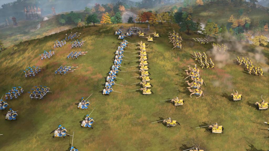 Age of Empires 4, la bêta commence demain