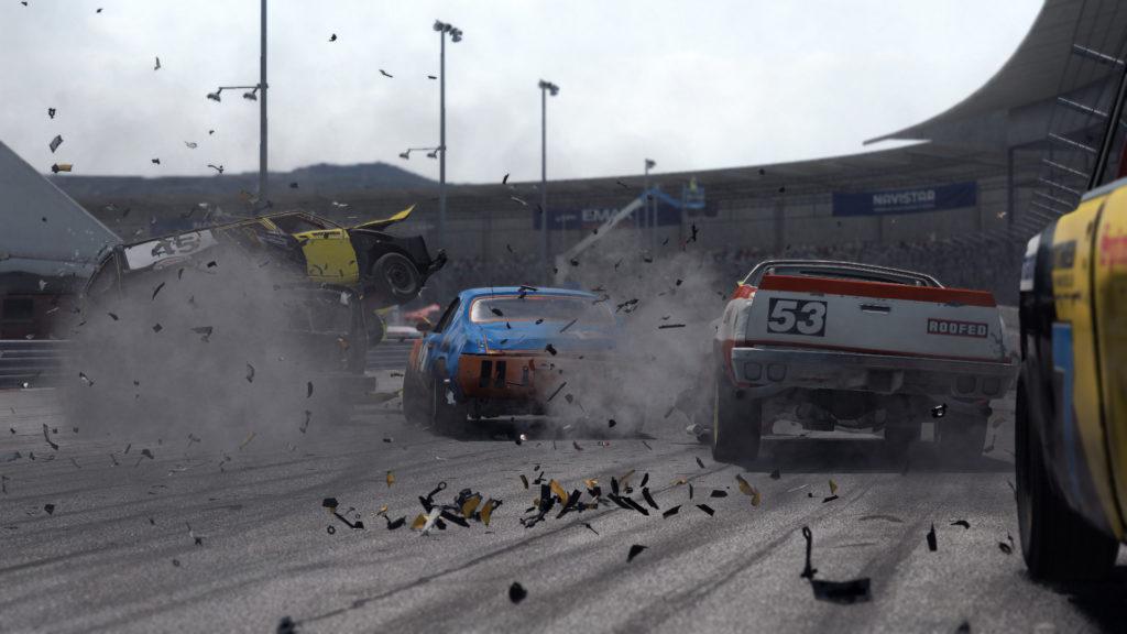 Carmageddon va débarquer dans Wreckfest !