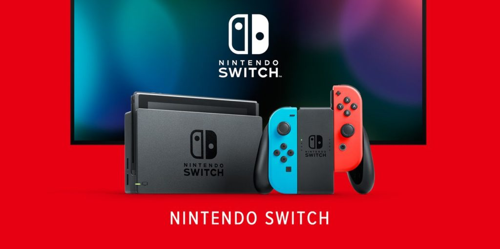 La Nintendo Switch voit sont prix baisser