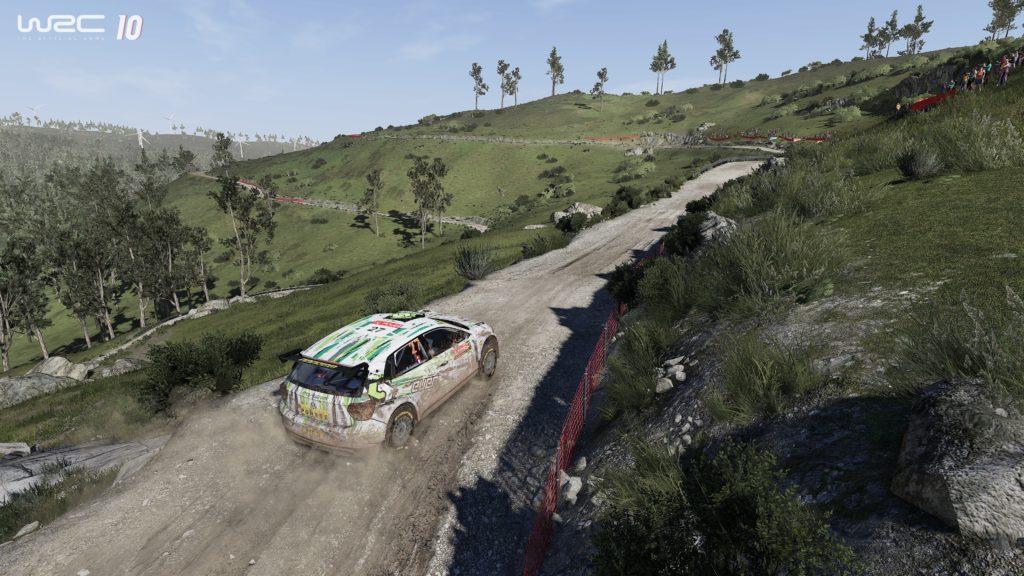 Test - WRC 10 espagne