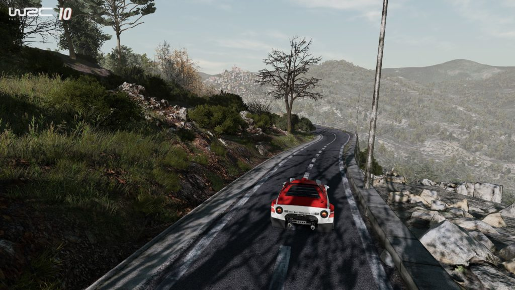 Test - WRC 10 automne