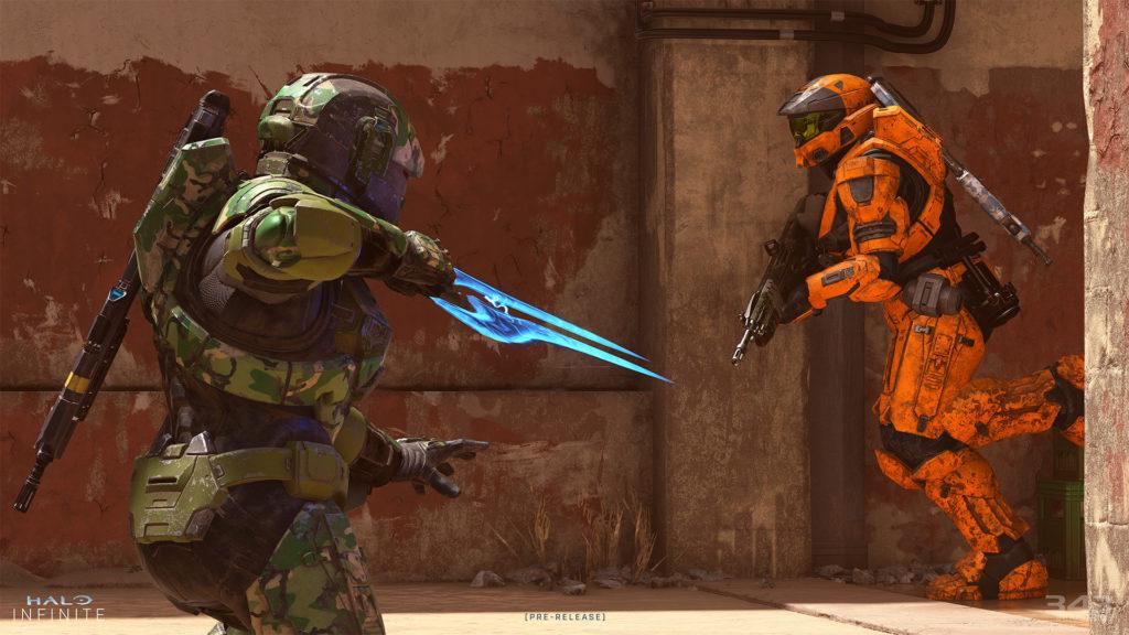 Halo Infinite, des produits Razer en approche