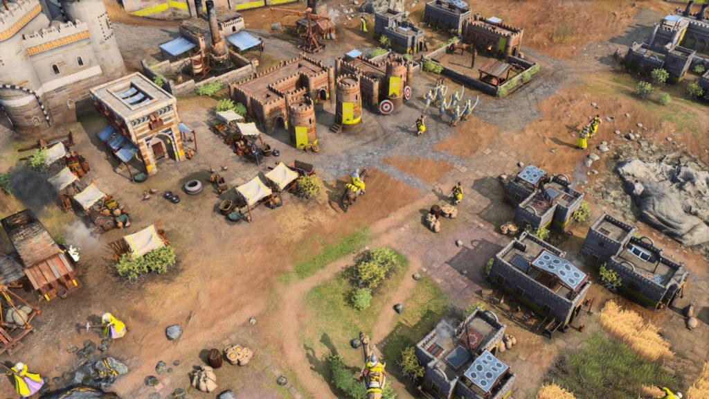 Age of Empires 4 à l'essai pour tous ce weekend