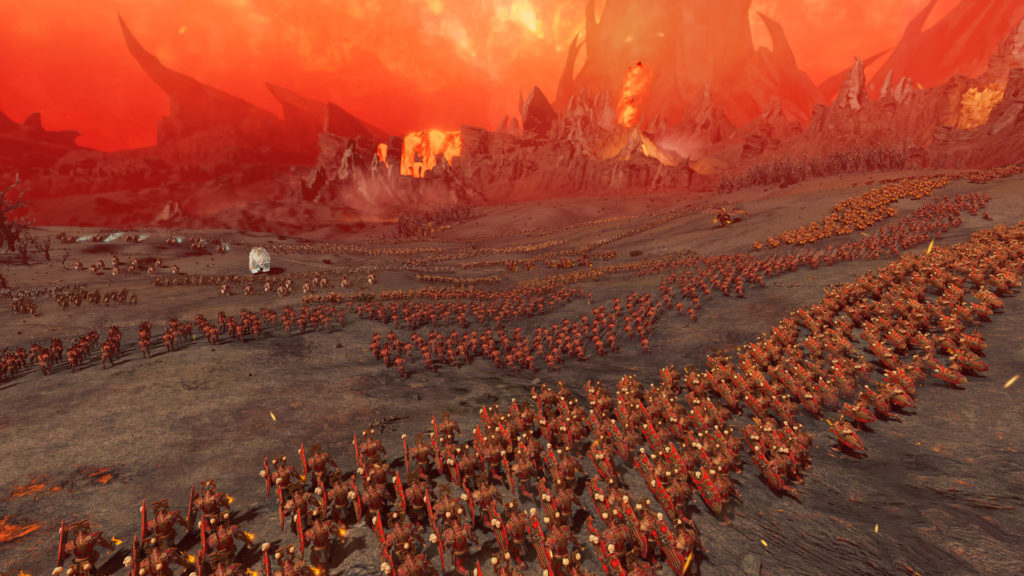 Total War: Warhammer III finalement pour 2022